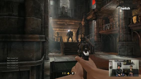 There's fresh gameplay footage from Wolfenstein: The Old Blood for you to watch as well as some details on the Nightmare Mode which appeared in Wolfenstein: The New Order.