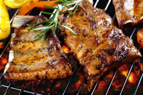 Recette - Barbecues Ribs ou Travers de porc marinés | 750g