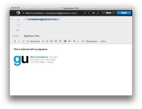 Nahidas I Will Create Clickable Html Email Signature For 5 On Fiverr Com Email Signature Design Best Email Signatures Email Signatures