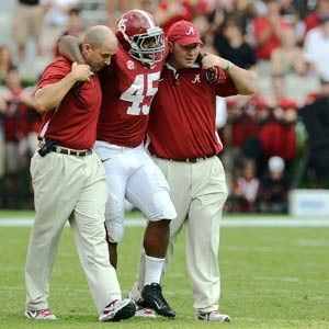 Fowler's absence hurts Bama all around