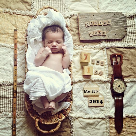 Life In Low Aperture | Newborn | Baby Boy Photos | Baby Announcement | Name, Date, Weight, Time, Length | Perfect little baby boy picture | Fort Worth Burleson Photographer | Newborn Photography