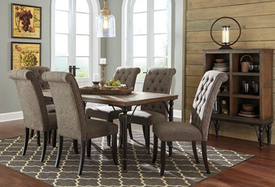 Rent To Own Dining D530 24 02 Colortyme Ashley Furniture