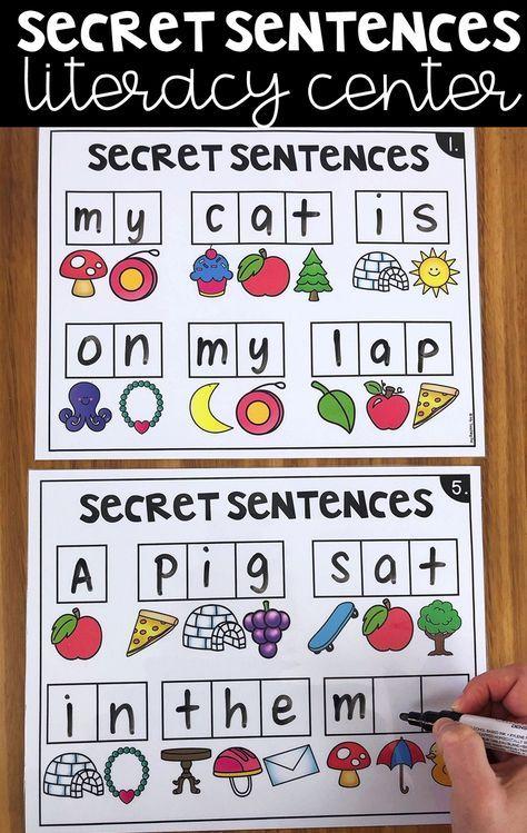Pin By Yolanda On Kid Recipes And Ideas Literacy Centers Kindergarten Kindergarten Writing Kindergarten Literacy Literacy centers for kindergarten