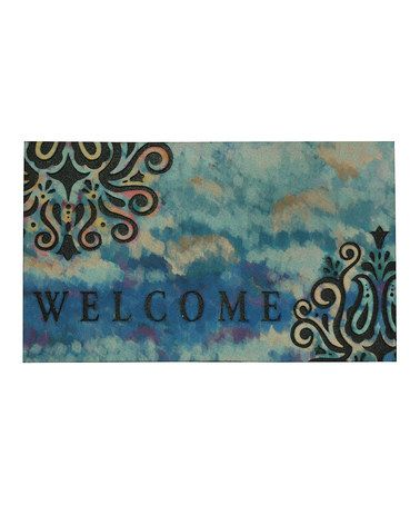Take a look at this Paint Dab Doormat by Mohawk Home on #zulily today! $14.99