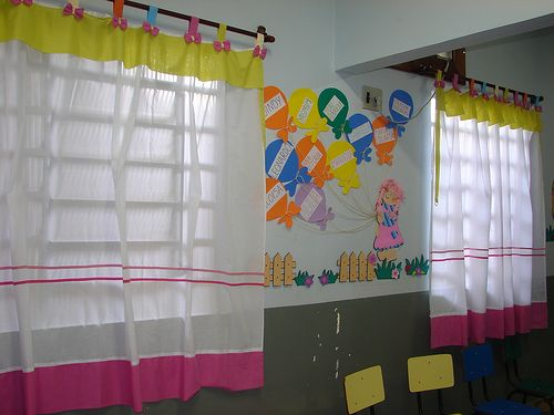 Preescolares ideas para decorar el aula ideas para - Ideas para decorar salones pequenos ...
