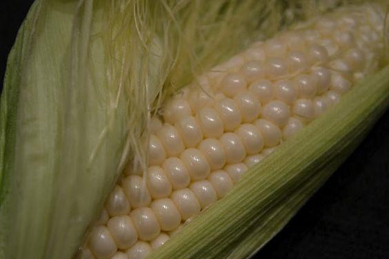 How to preserve sweet corn.