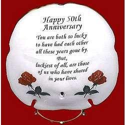 Wedding Gift Poem For Dollars : Wedding Anniversary Poems Musical 50th Anniversary Sand Dollar Poem ...
