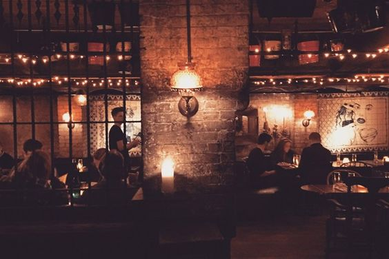 Things to do in New York   Secret and small restaurants   (Condé Nast Traveller)