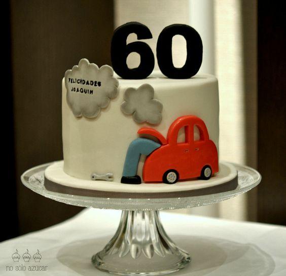 Mechanics cake