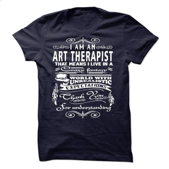 I am an Art Therapist - #hoodies for girls #mens zip up hoodies. PURCHASE NOW => https://www.sunfrog.com/LifeStyle/I-am-an-Art-Therapist-18247367-Guys.html?60505