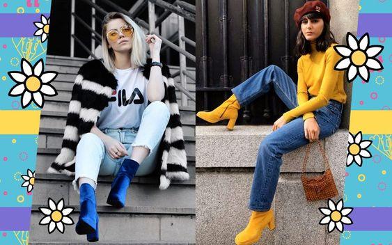 A temporada outono/inverno está trazendo diversas referências retrô para o mundo da moda