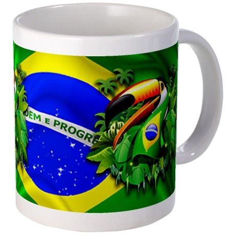 brazil 2014 flag