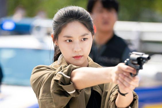 "AOA's Seolhyun Transforms Into Passionate Police Officer For New Drama ""Awaken"""