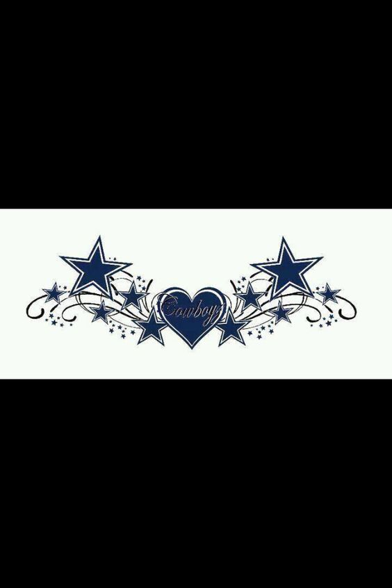 dallas cowboys thinking about getting this in a tattoo dallas cowboys pinterest lower. Black Bedroom Furniture Sets. Home Design Ideas