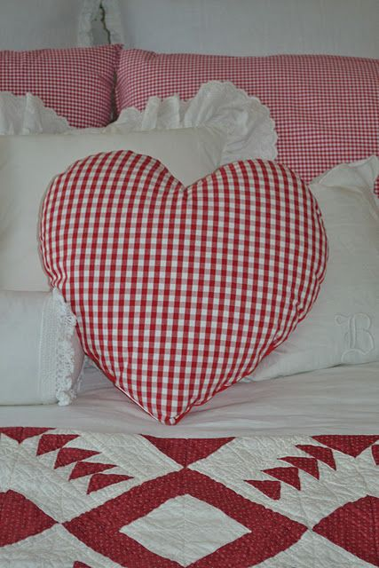 Red and white (from Three Pixie Lane):