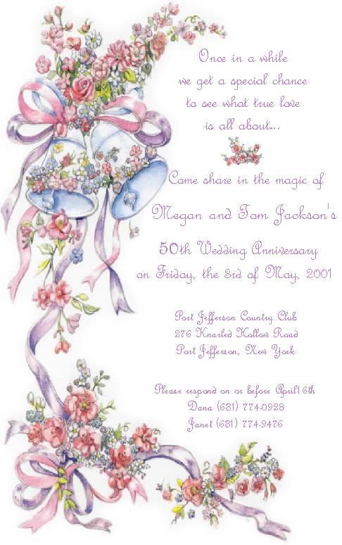 Tag25th Wedding Anniversary Invitation Templates Free Downloads - anniversary invitation template