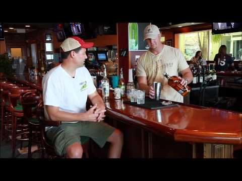 Watch as Carl from Coastlines & Tan Lines and myself mix up The Key Largo Chill Drink Recipe at Jimmy Johnson's Big Chill on Key Largo. Cheers! #Cocktails, #Rum