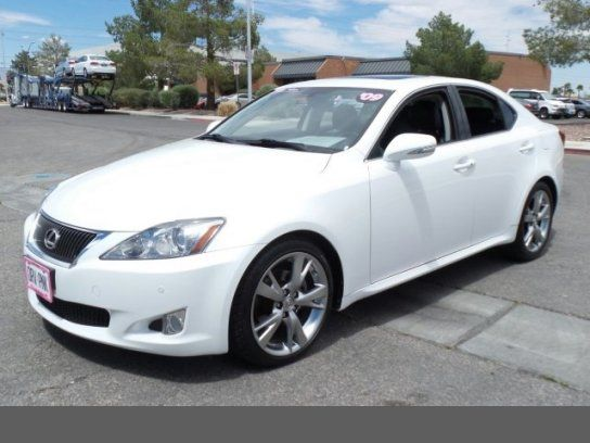 Sedan 2009 Lexus Is 250 With 4 Door In Las Vegas Nv 89146 Lexus Cars Lexus Sedan
