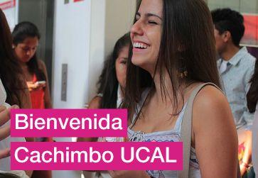Bienvenida Cachimbo UCAL