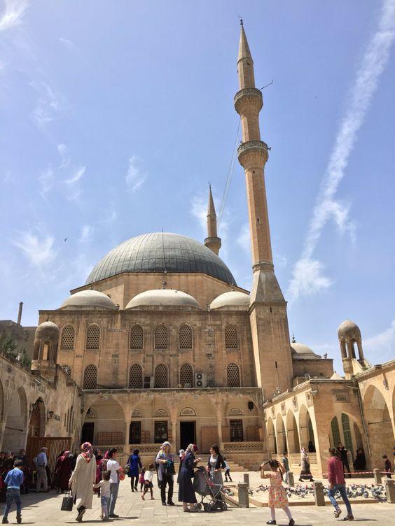 Halil-ür Rahman Camisi, Şanlıurfa, Turquía