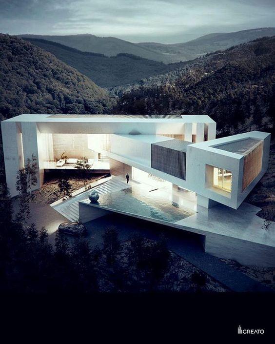 Architecture hunter casa aqua in san antonio texas for Arquitectura interior