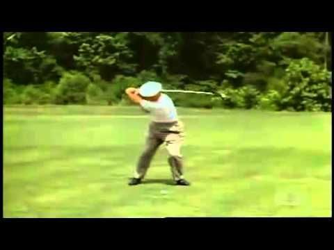 Ben Hogan's Swing - our favourite swing video at #UrCaddy   Golf ...