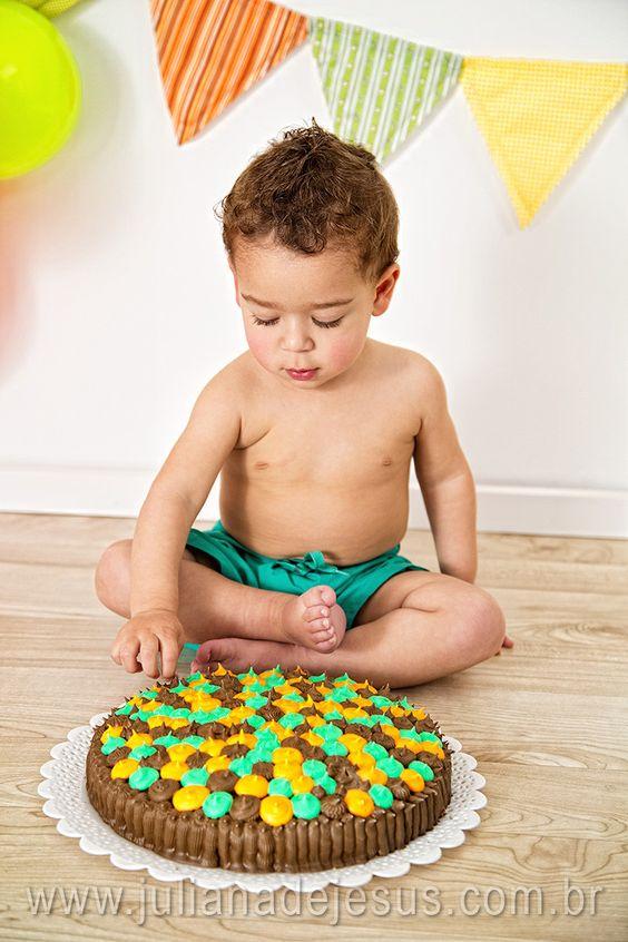 """Juliana de Jesus Fotografias (blog) - Conhece o """"smash the cake""""?"""