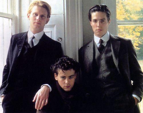 James Wilby, Rupert Graves, Hugh Grant - Maurice