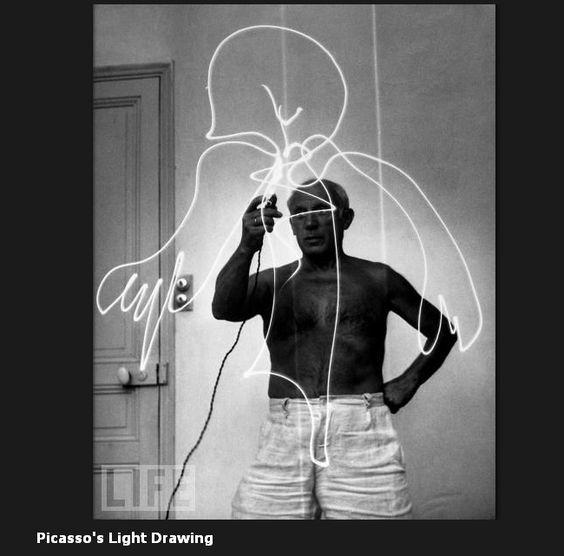 Gjon Mili y Pablo Picasso bit.ly/KsYCfm