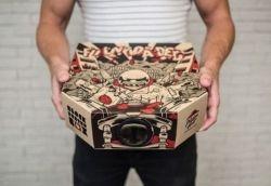 Blockbuster Box Pizza Hut