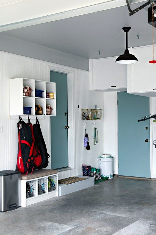 10 Garage Makeover Projects Organization Organizations And Organizing