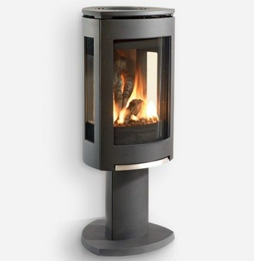 Jotul Gf370 Dvii Gas Stove Gas Stove Small Gas Fireplace