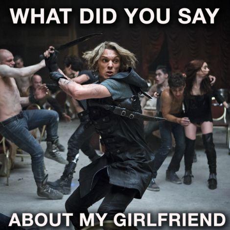 LOL imagine your boyfriend saying this.....LOL: