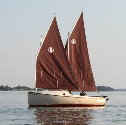 Petit voilier transportable Skellig 2.2 Lougre - Plasmor