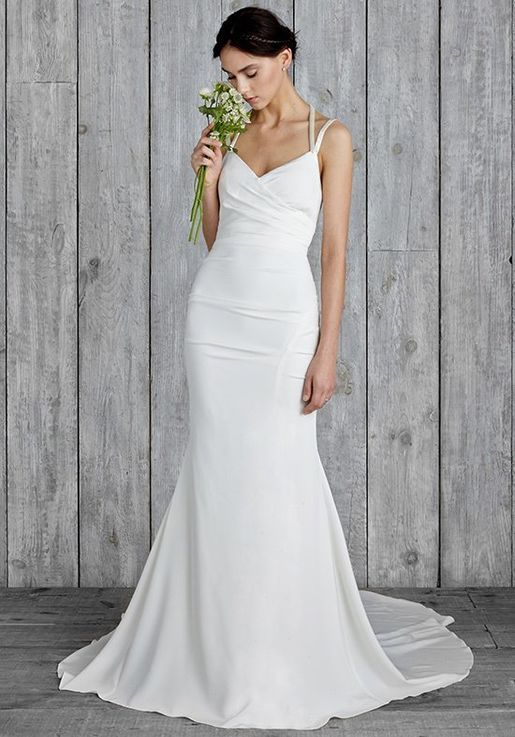 Nicole Miller Hf10001 Wedding Dress New Size 8 950 Bridal Gowns Wedding Dresses New Wedding Dresses
