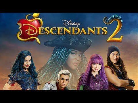 Descendentes 2 Filme Completo Dublado Youtube Filmes Completos Filmes Descendentes