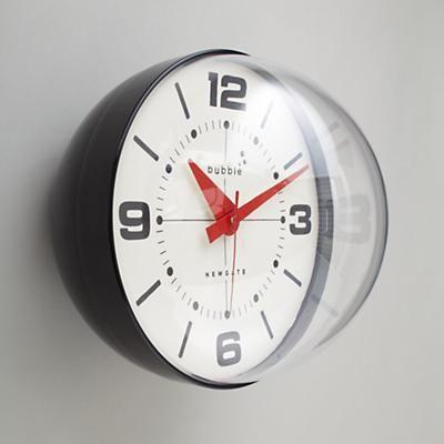 Clock Bubble // The Land of Nod