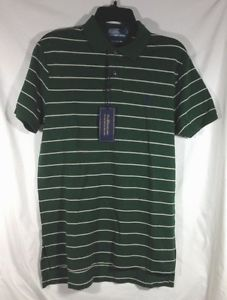 #POLO #RalphLauren #Lauren Short Sleeve Shirt #Pima Cotton NWT $75 Mens #Medium #Green http://ebay.com/itm/231880169628