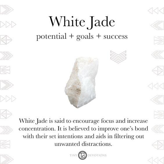 White Jade   Gemstones & Sacred Materials   Tiny Devotions   Mala Beads