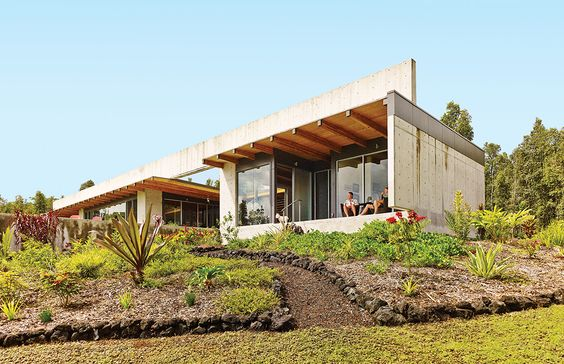 "Often considered cold and minimal, <a href=""http://www.dwell.com/post/article/6-concrete-homes-we-love"">concrete</a> pairs well with natural landscapes and can be a surprisingly inviting interior treatment. Click through the slideshow to see some of our favorite examples."