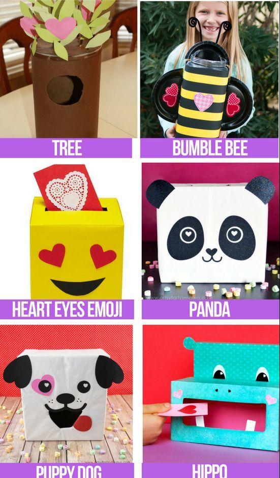 50 Cuter Than Words Diy Valentine Box Ideas 2021 The Dating Divas Kids Valentine Boxes Creative Valentine Boxes Girls Valentines Boxes Valentine day box ideas for preschoolers