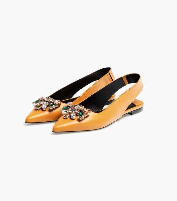 Meet the Best Flat Shoes: 21 Pairs for the Style-Savvy Girl via @WhoWhatWearUK