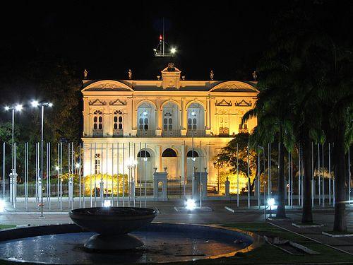 Museu Palacio Floriano Peixoto, Maceió - Alagoas