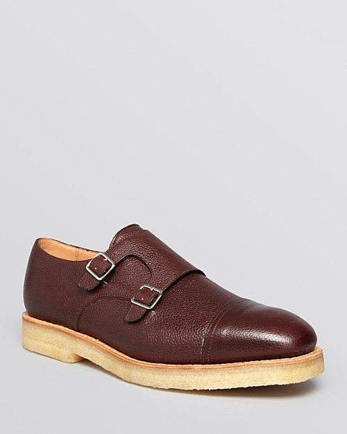 Mark Mcnairy Double Monkstrap Cap Toe Oxfords | Shoes and Footwear