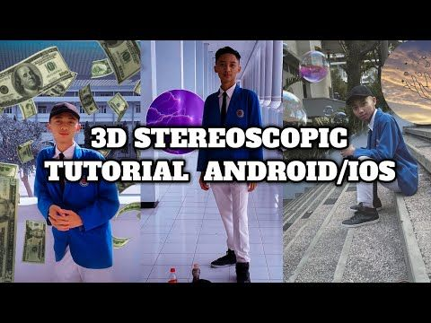 Tutorial 3d Stereoscopic Android Tanpa Apk Loopsie Youtube