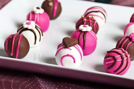LlollyBalls de chocolate