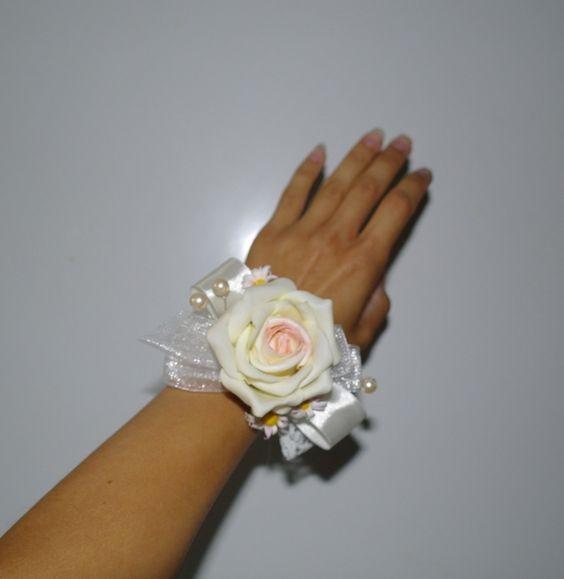 Браслет для подружек невесты своими руками мастер класс 783