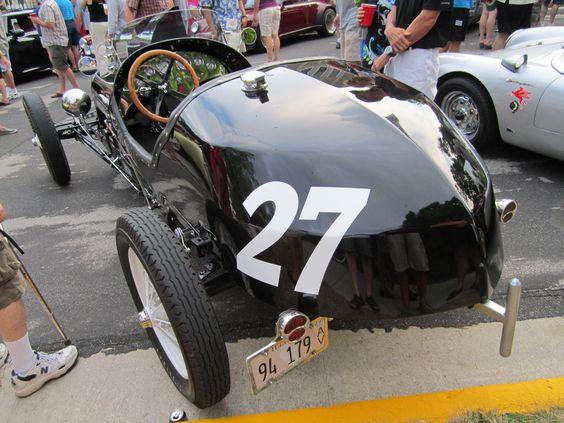 1927 Ford race car Elkhart Lake, WI July 2012
