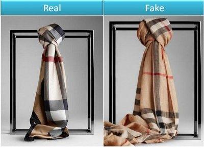 birkin bag crocodile - How to Spot a Fake Burberry Scarf   Labels & Brands   Pinterest ...