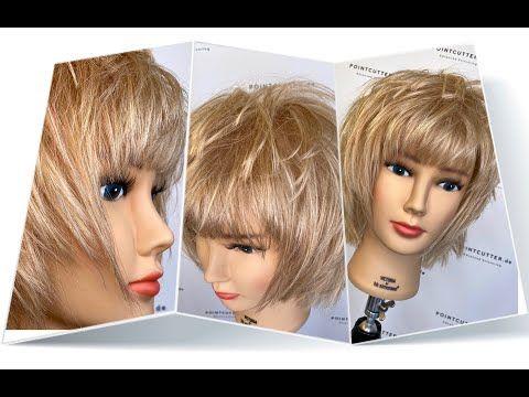 Modern Shag 2020 Layered Bob Haircut Youtube Gestufter Bob Haarschnitt Haarschnitt Ideen Bob Frisur
